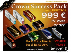 Crown Success Pack